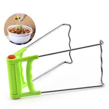 2 in 1 Pot Anti-Hot Clip Bowl Holder