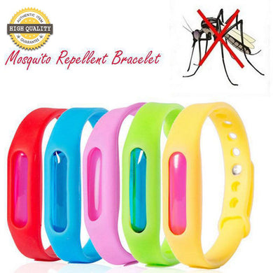 Mosquito Repellent Bracelet (3 pieces)