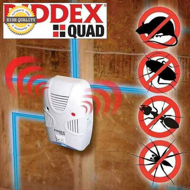 Riddex Quad Pest Repelling Aid