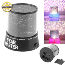 Star Master Led Night Projector