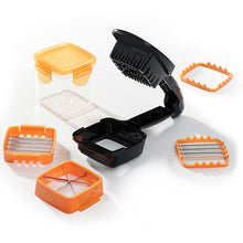 Quick Nicer Dicer Vegetable And Fruit Cutter