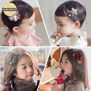 18Pcs/set Girls Hair Accessories