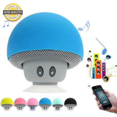 Mini Mushroom Wireless Bluetooth Speaker