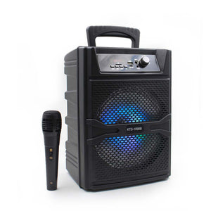 Portable Wireless Karaoke With Microphone