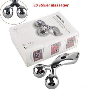 3D Massager Manual Body And Face