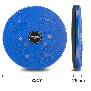 Waist Twisting Disc Figure Slimming Fitness Board