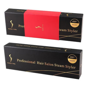 Best Hair Rebonding Straightener: Original Professional Salon Steam Styler (Instant Like Rebonding)