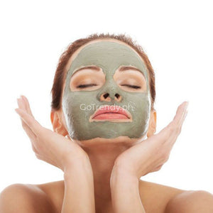 Authentic Bentonite Clay Mask - Miracle Facial With Vitamin C And Glutathione 100G