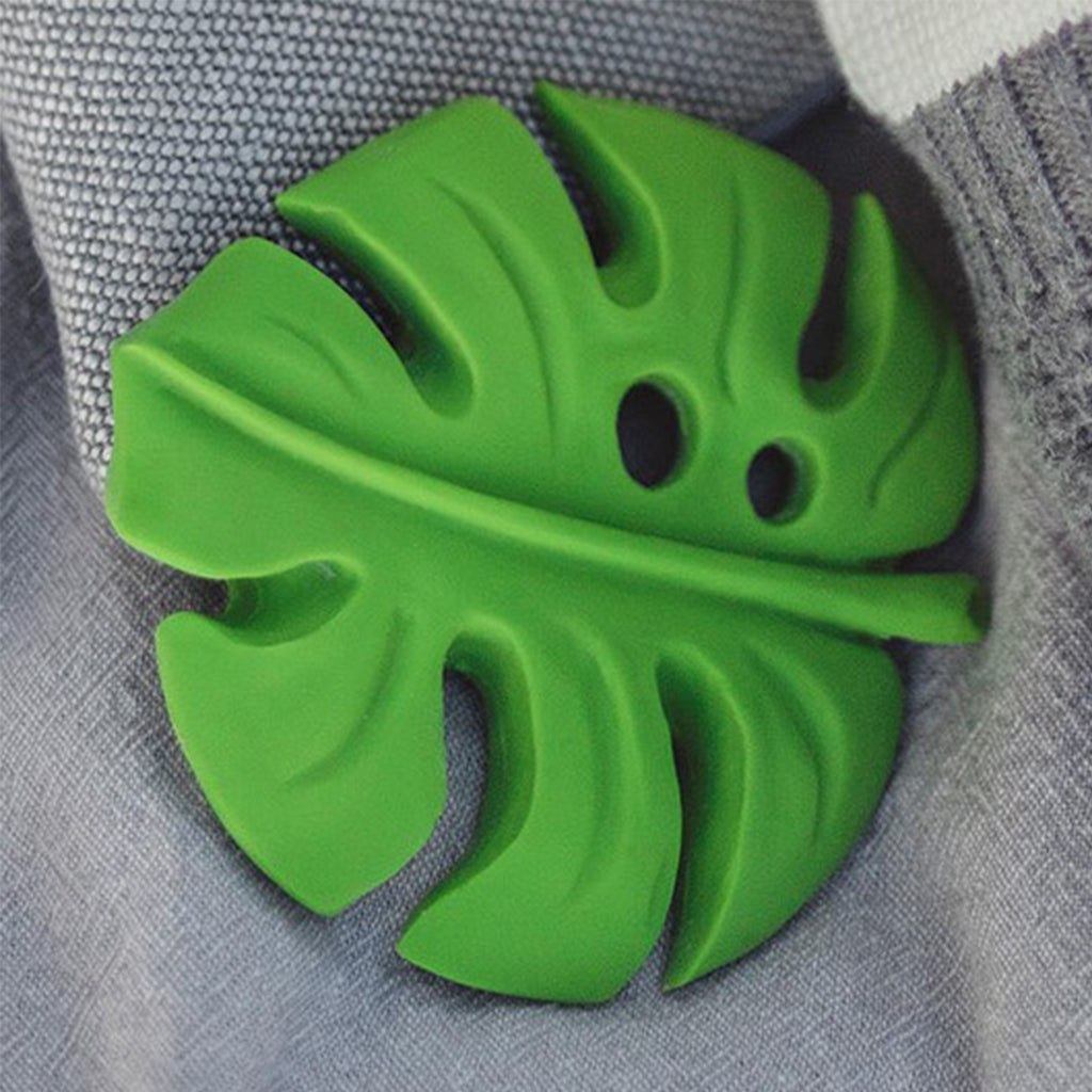 Lanco - Monstera Leaf teether