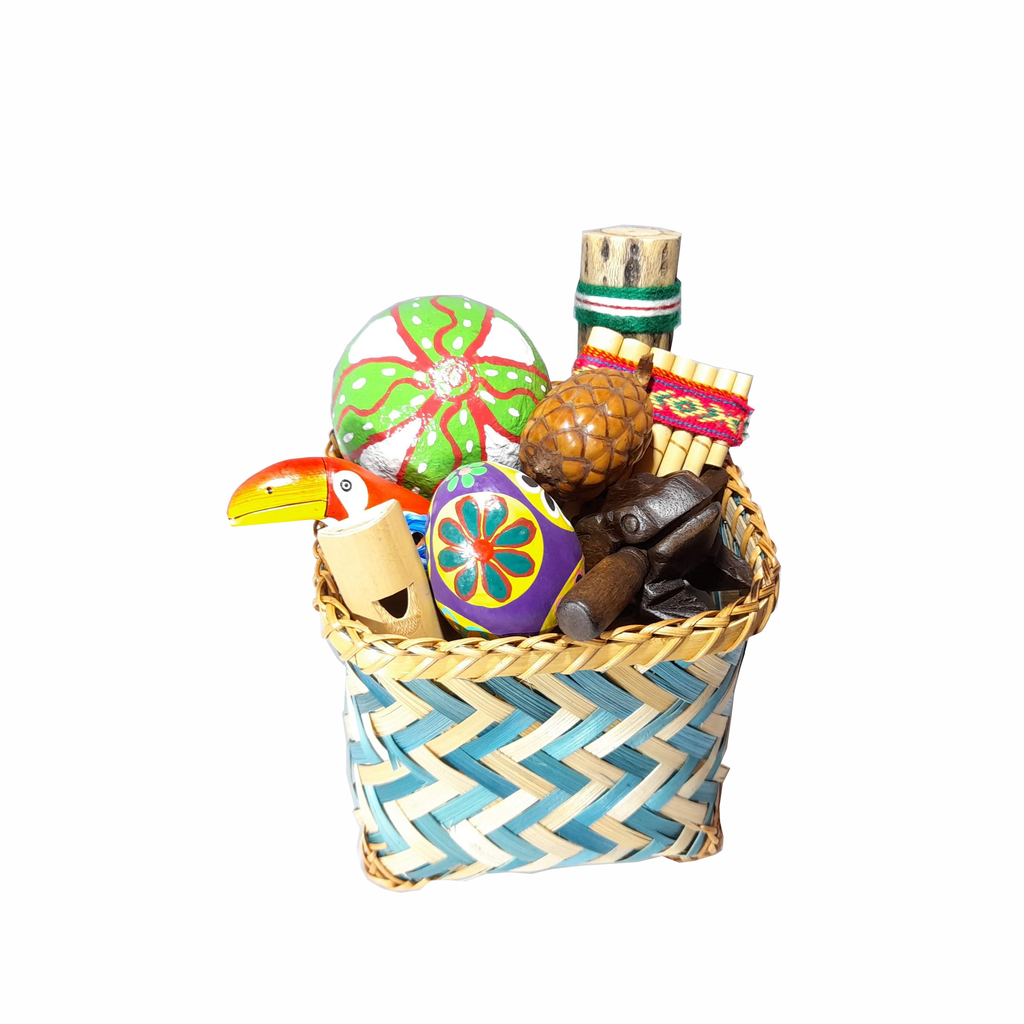 Small Music Basket