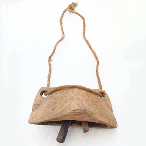 Wooden Cowbell