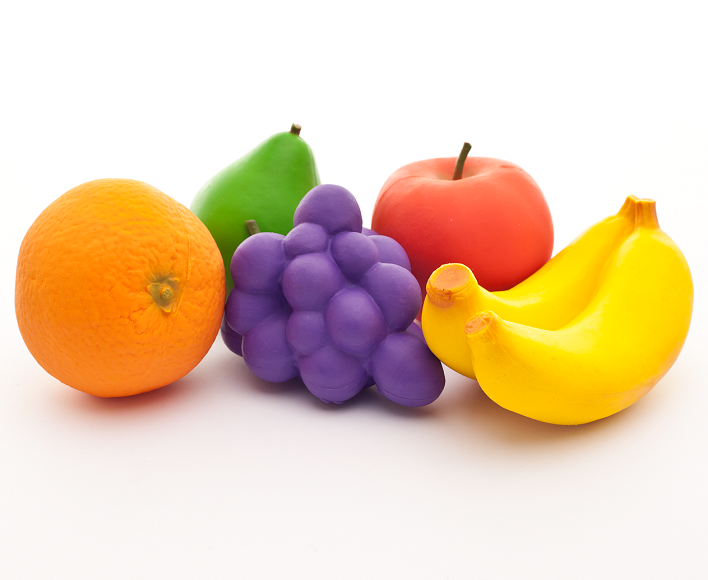 Lanco - Natural Rubber Play Food/Fruit