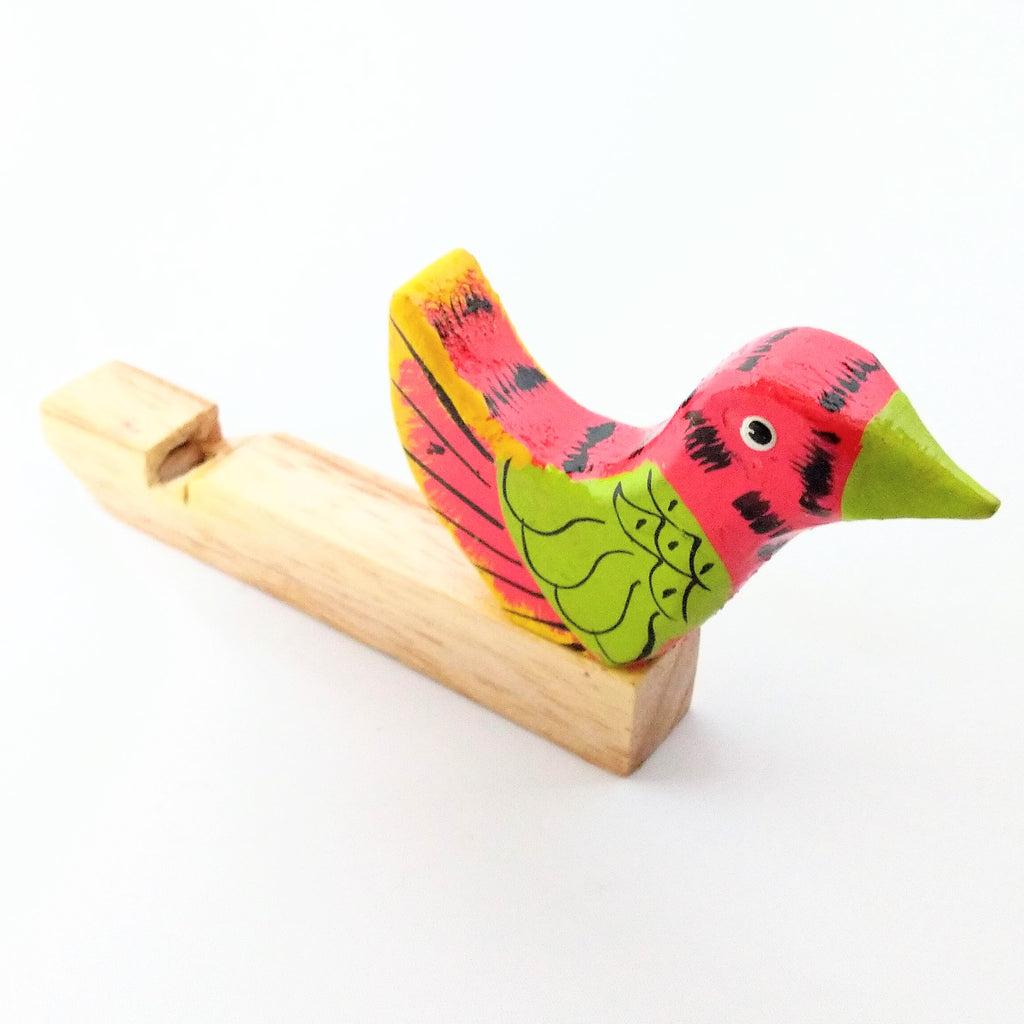 Wooden Bird Whistle
