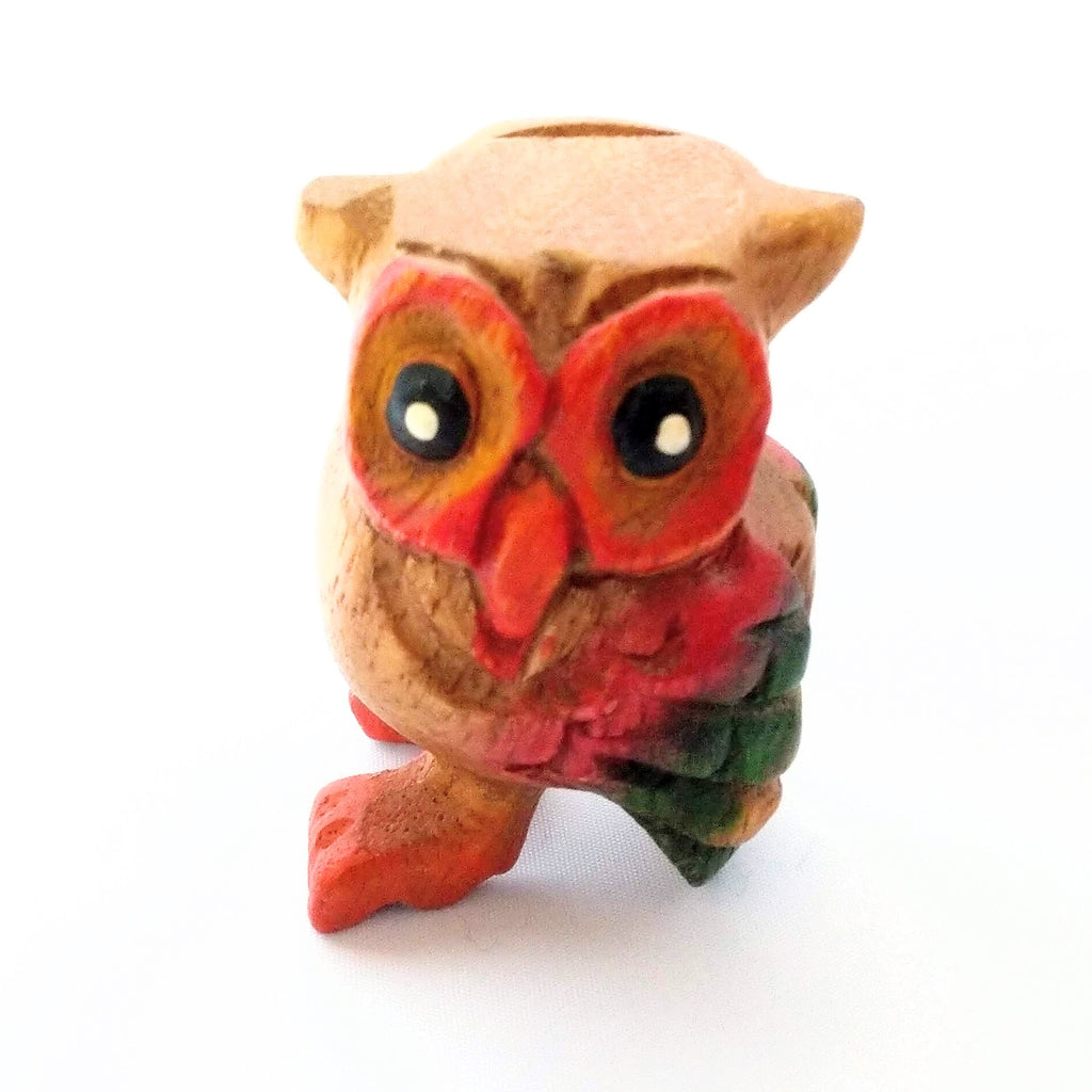 Hooting Owl Small