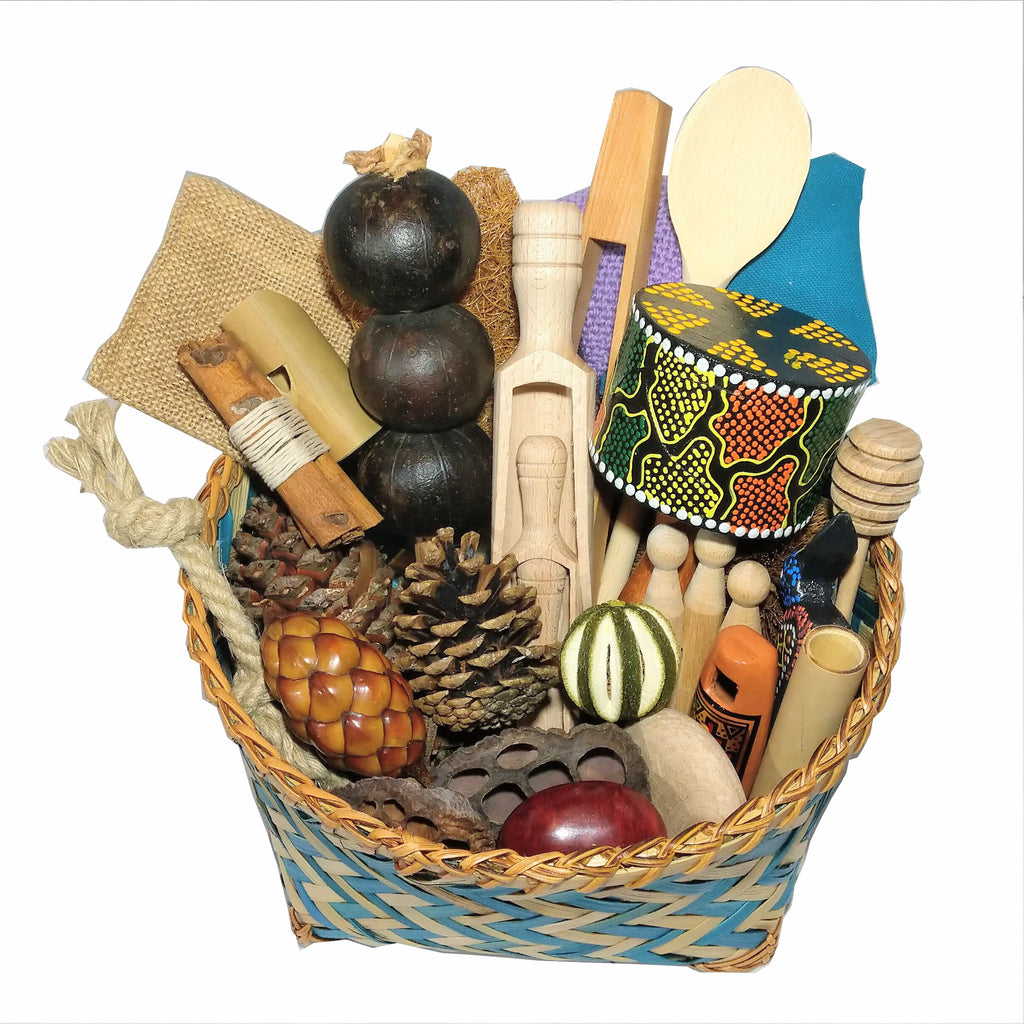 Multi Sensory Basket 4