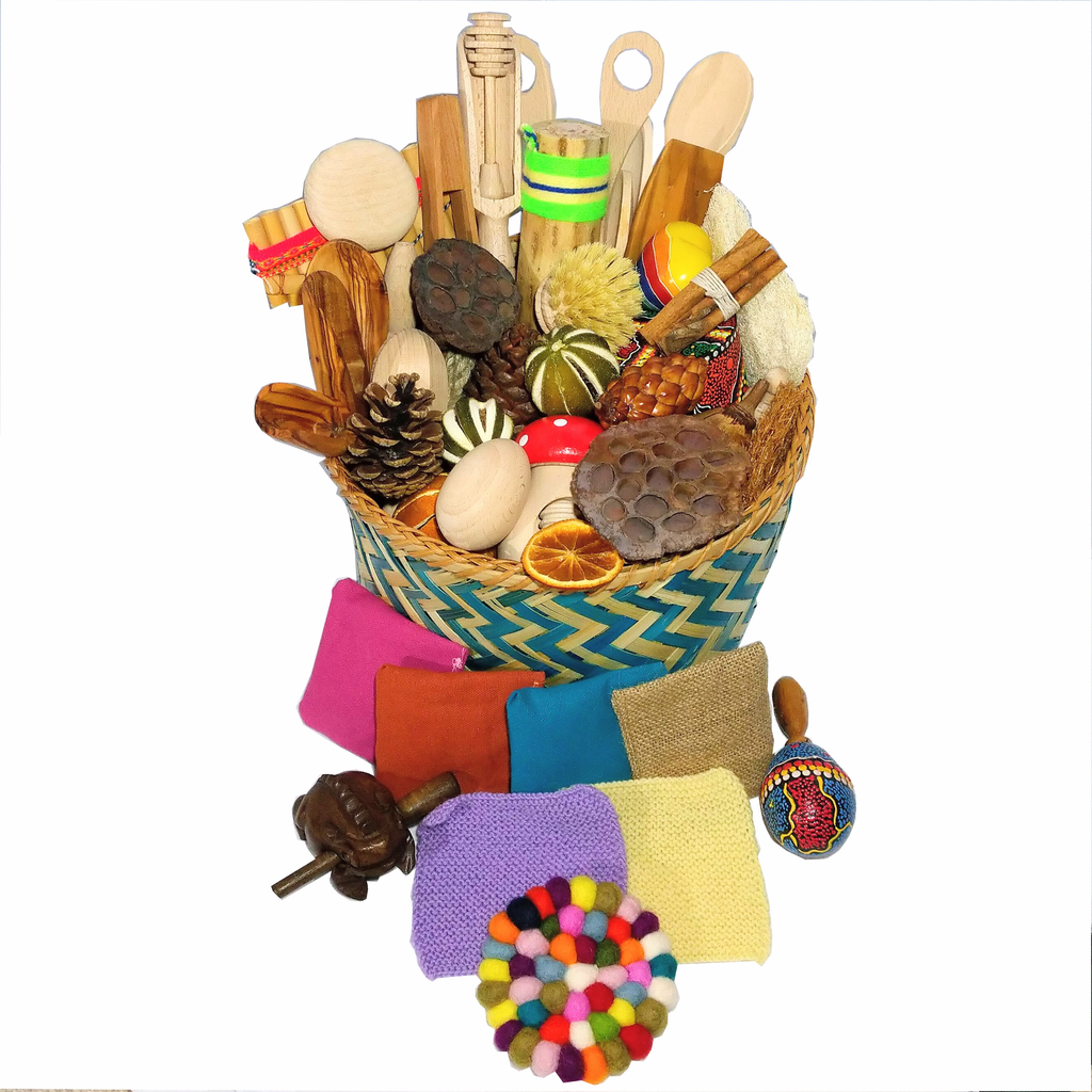 Multi Sensory Basket 7