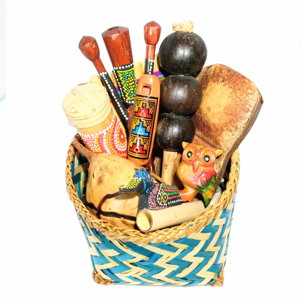 Medium Music Basket