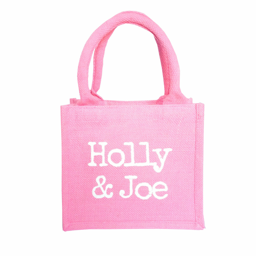 Holly & Joe Jute Bag