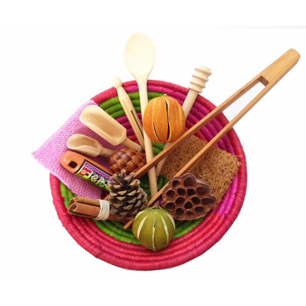 Multi Sensory Basket 1