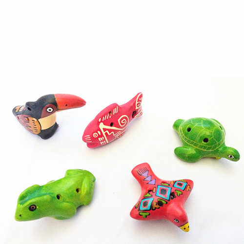 Animal Ocarinas