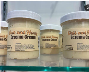 Oats & Honey Eczema Relief Cream