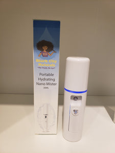 Portable Hydrating Face and Hair Mister