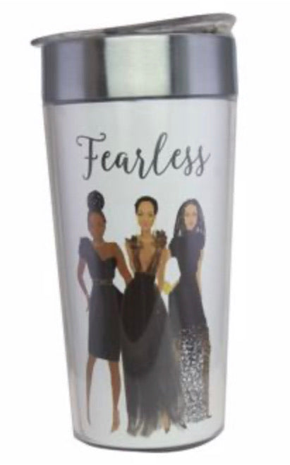 Fearless Travel Cup (18oz)