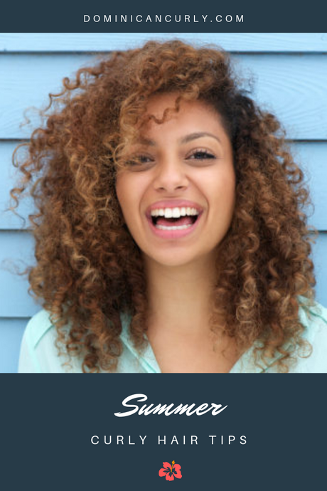 Summer Curly Hair Tips