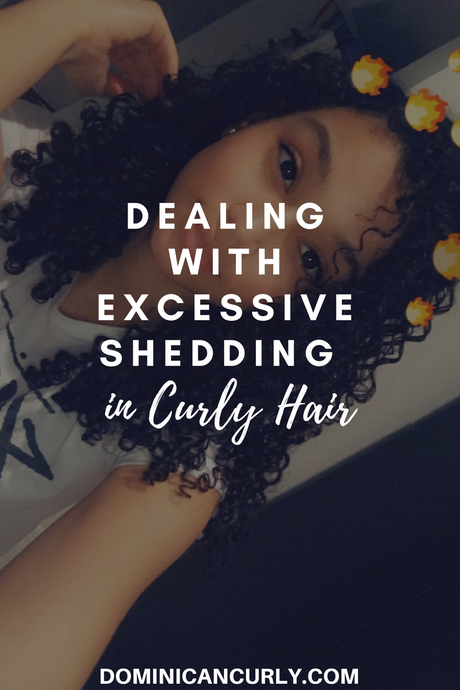 Dealing with Excessive Shedding