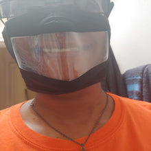 Load image into Gallery viewer, High Quality Adjustable Clear Mouth Face Masks
