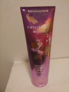 TwiLight Woods Ultra Shea Body Body Cream