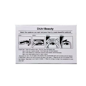 Adjustable Waterproof Eyebrow Stamp