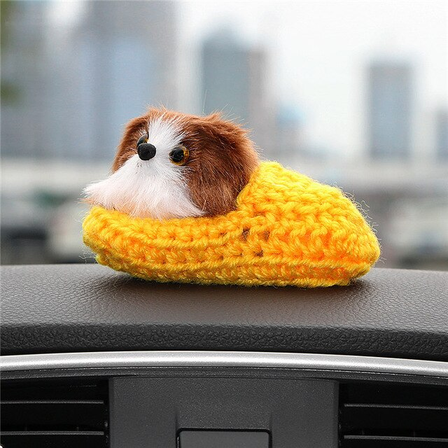 Mini Dog Decoration