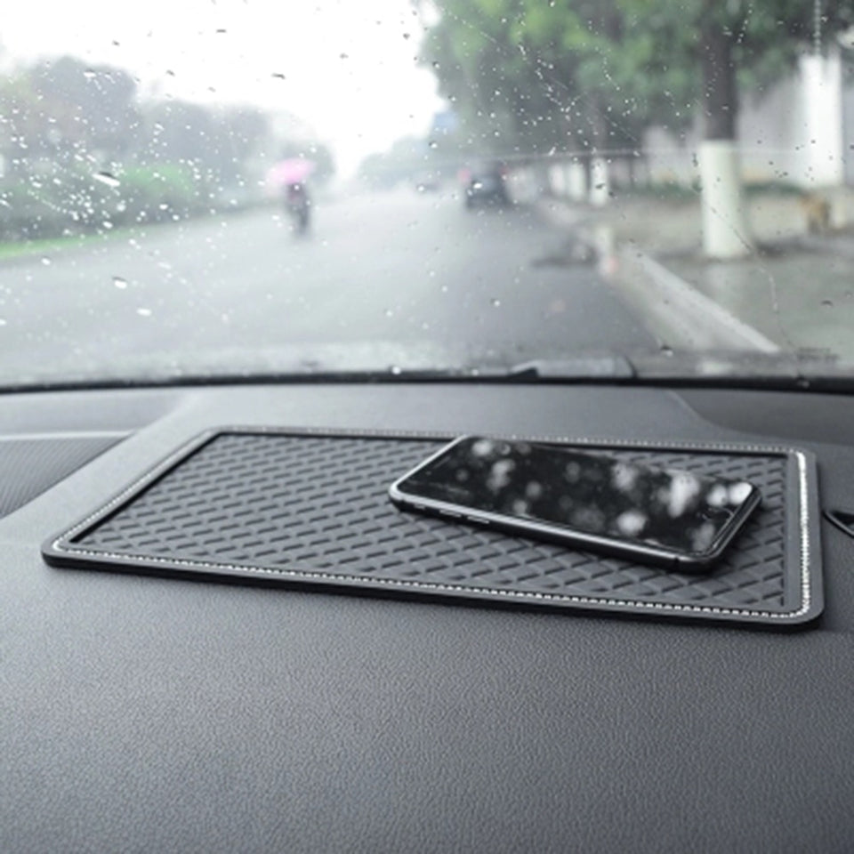 Cute Decoration Dashboard Sticky Pad Non-Slip Cushion Auto Anti Slip Mat