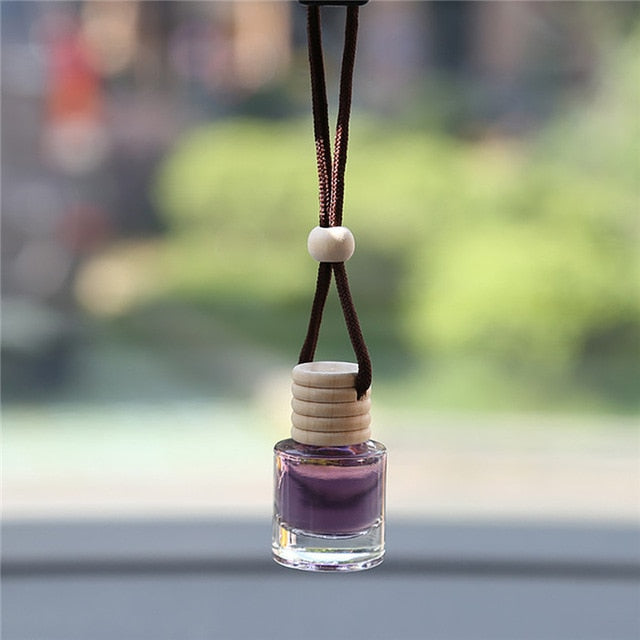 Car Perfume Pendant Essential Oil Diffuser