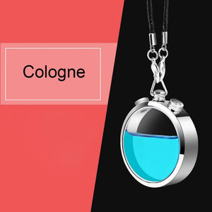 Car Air Freshener Perfume Pendant