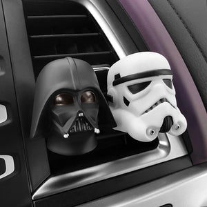 Car Air Freshener Cute Vent Perfume Clip For Star Wars