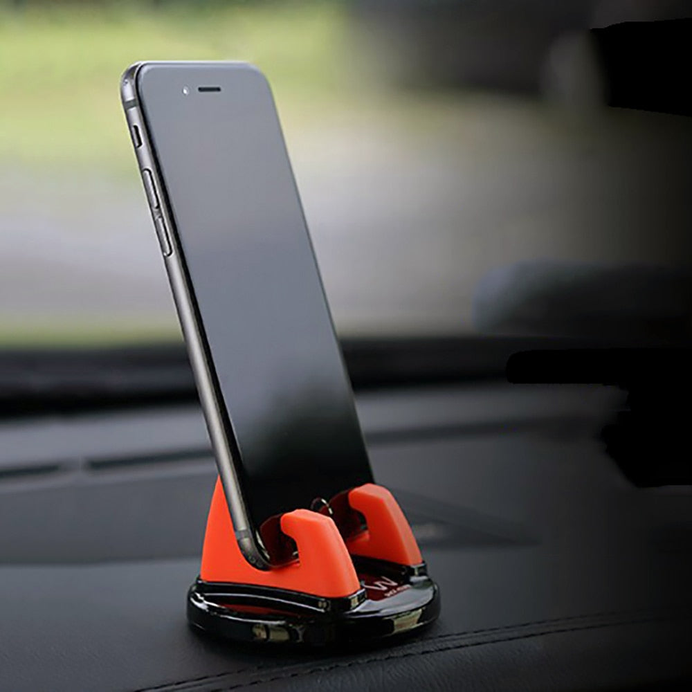 Car Universal Phone Holder 360 Degree Rotation