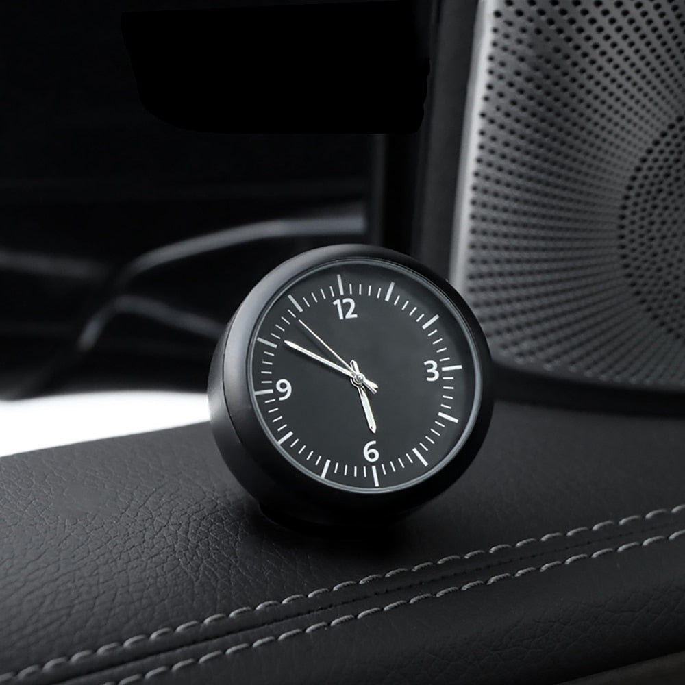 Luminous Car Clock Ornament
