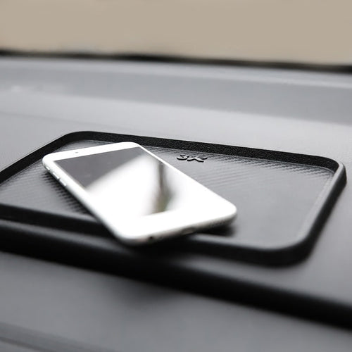 Car Phone Holder Anti-slip Mat Dashboard Sticky Pad Cushion
