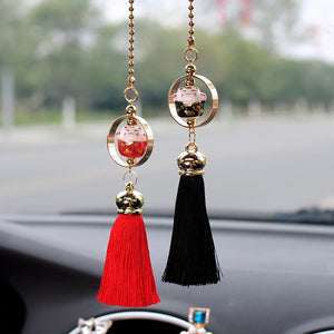 Car Pendant Lucky Cat Doll