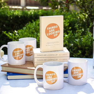 TALU  MUG + OPTIMISM ON DECK BUNDLE