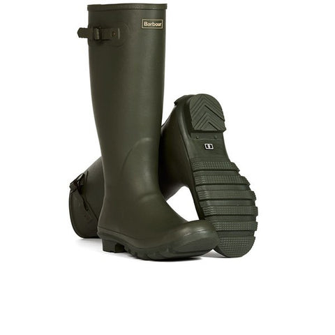 Barbour Mens Bede Gumboot