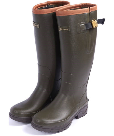 Barbour Tempest - Neoprene Lined UNISEX wellie