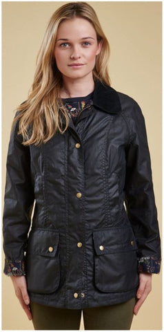 Barbour Women's Monteviot Wax Jacket