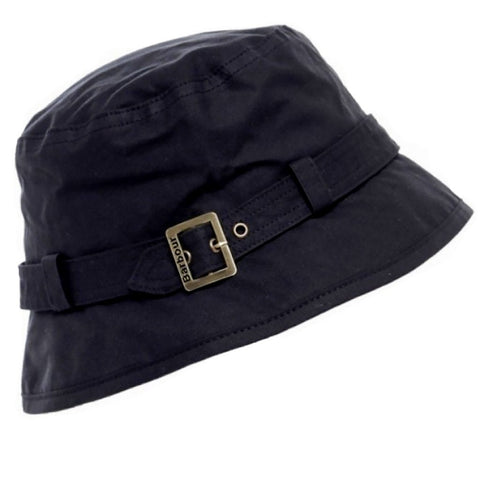 Barbour Kelso Waxed Hat - Ladies