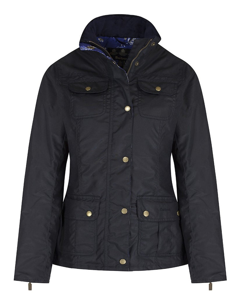 BARBOUR WOMEN'S SUSANNAH WAX JACKET