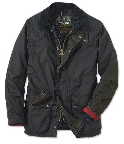 Barbour Men's Digby Navy Jacket