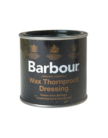 BARBOUR THORNPROOF WAX