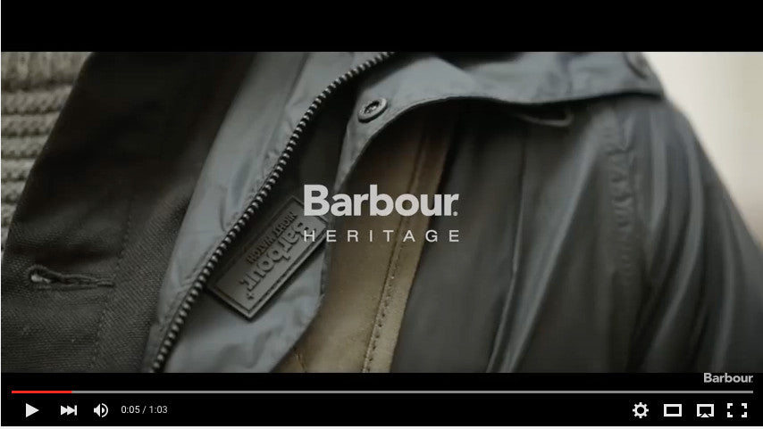 Barbour Youtube